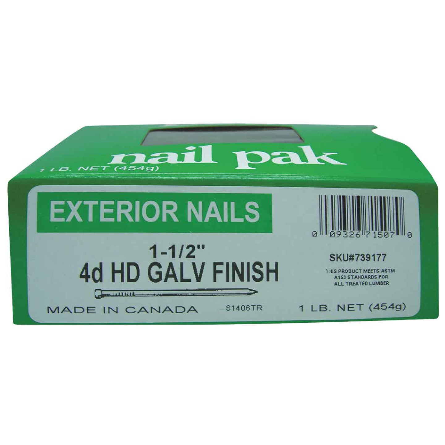 Do it 6d x 2 In. Hot Galvanized Finishing Nails (288 Ct., 1 Lb.)  Image 2