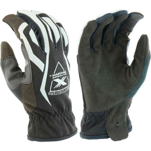 West Chester Protective Gear Extreme Work MultiPurpX Men's XL Synthetic Leather Work Glove