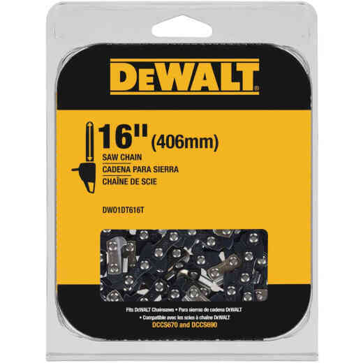 DeWalt 16 In. Replacement Saw Chain