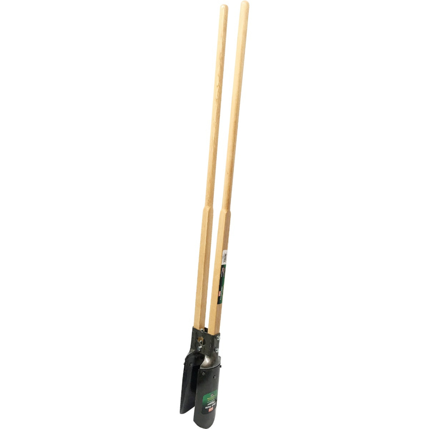 Do it Best 48 In. Wood Handle Post Hole Digger Image 1