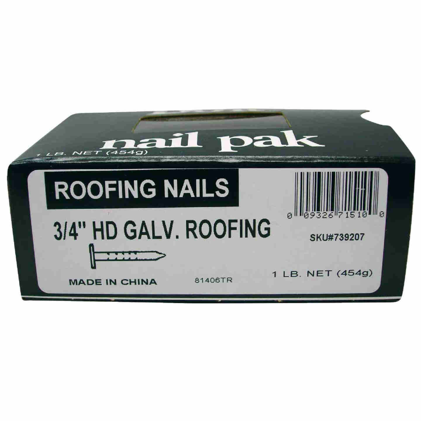 Do it 3/4 In. 11 ga Hot Galvanized Roofing Nails (315 Ct., 1 Lb.) Image 2
