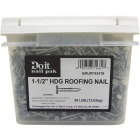 Grip-Rite 1-1/2 In. 11 ga Hot Galvanized Roofing Nails (5400 Ct., 30 Lb.) Image 2