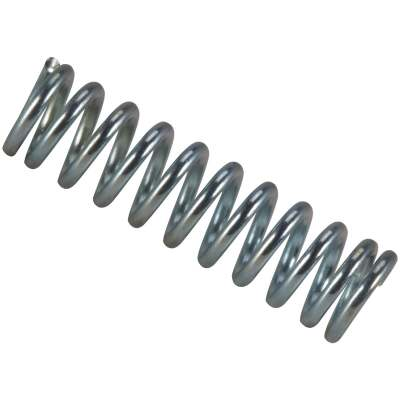 Century Spring 3-1/2 In. x 1 In. Compression Spring (2 Count)