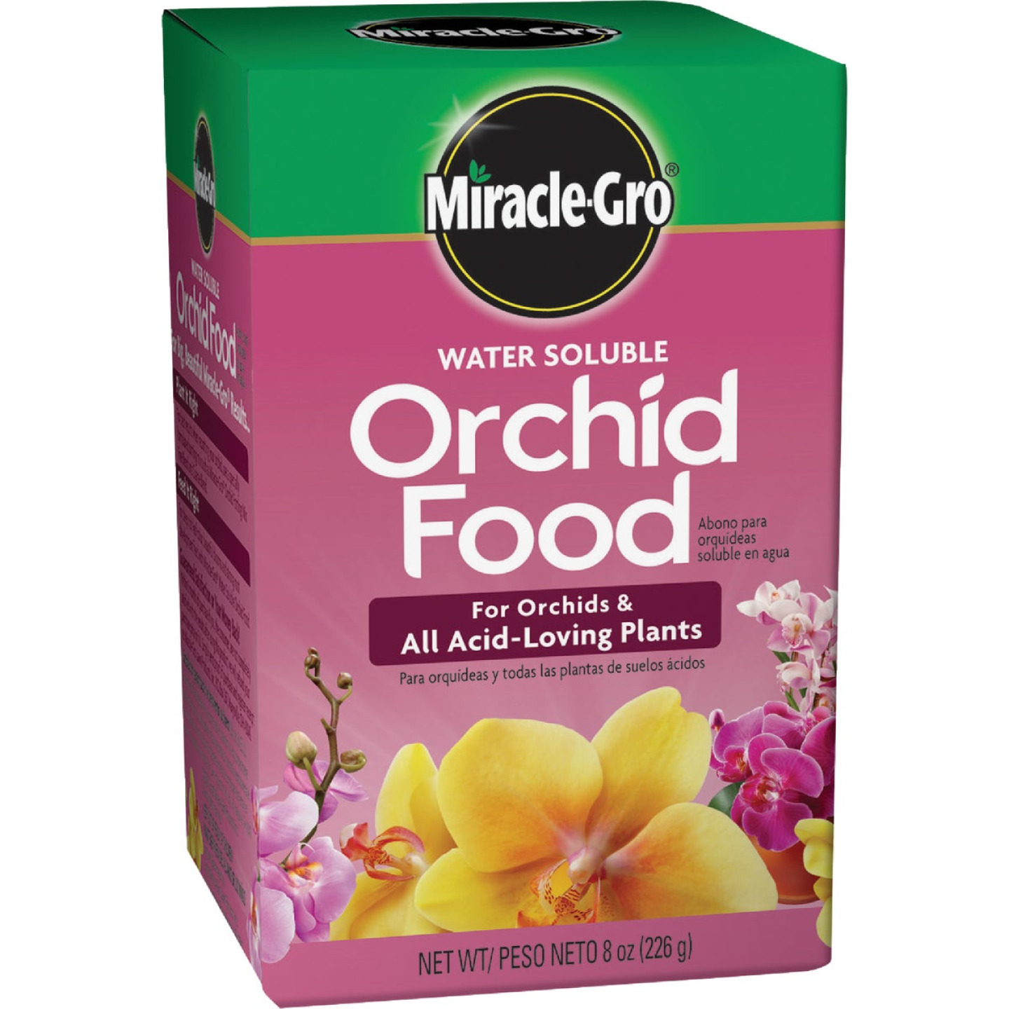 Miracle-Gro 8 Oz. 30-10-10 Orchid Dry Plant Food Image 1