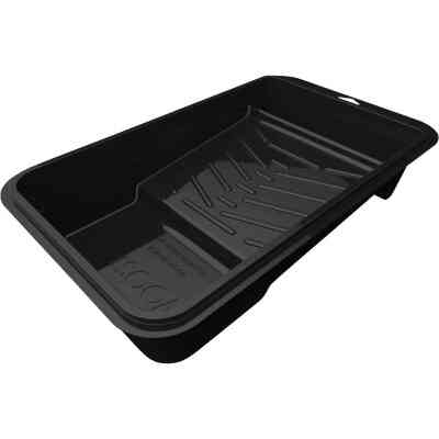 Wooster Jumbo-Koter 6-1/2 In. Black Paint Tray