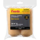 Purdy Jumbo Marathon 4-1/2 In. x 3/4 In. Mini Knit Fabric Roller Cover (2-Pack) Image 1