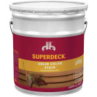 Duckback SUPERDECK Self Priming Solid Color Stain, Pastel Base, 5 Gal Image 1