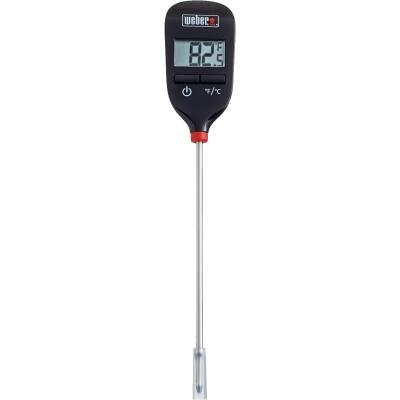 Weber Instant Read Digital 8 In. Thermometer