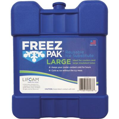 Lifoam Freez Pak 42 Oz. Blue Cooler Ice Pack