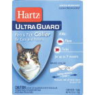 Hartz Ultra Guard Water Resistant Flea & Tick Collar For Cats & Kittens Image 1