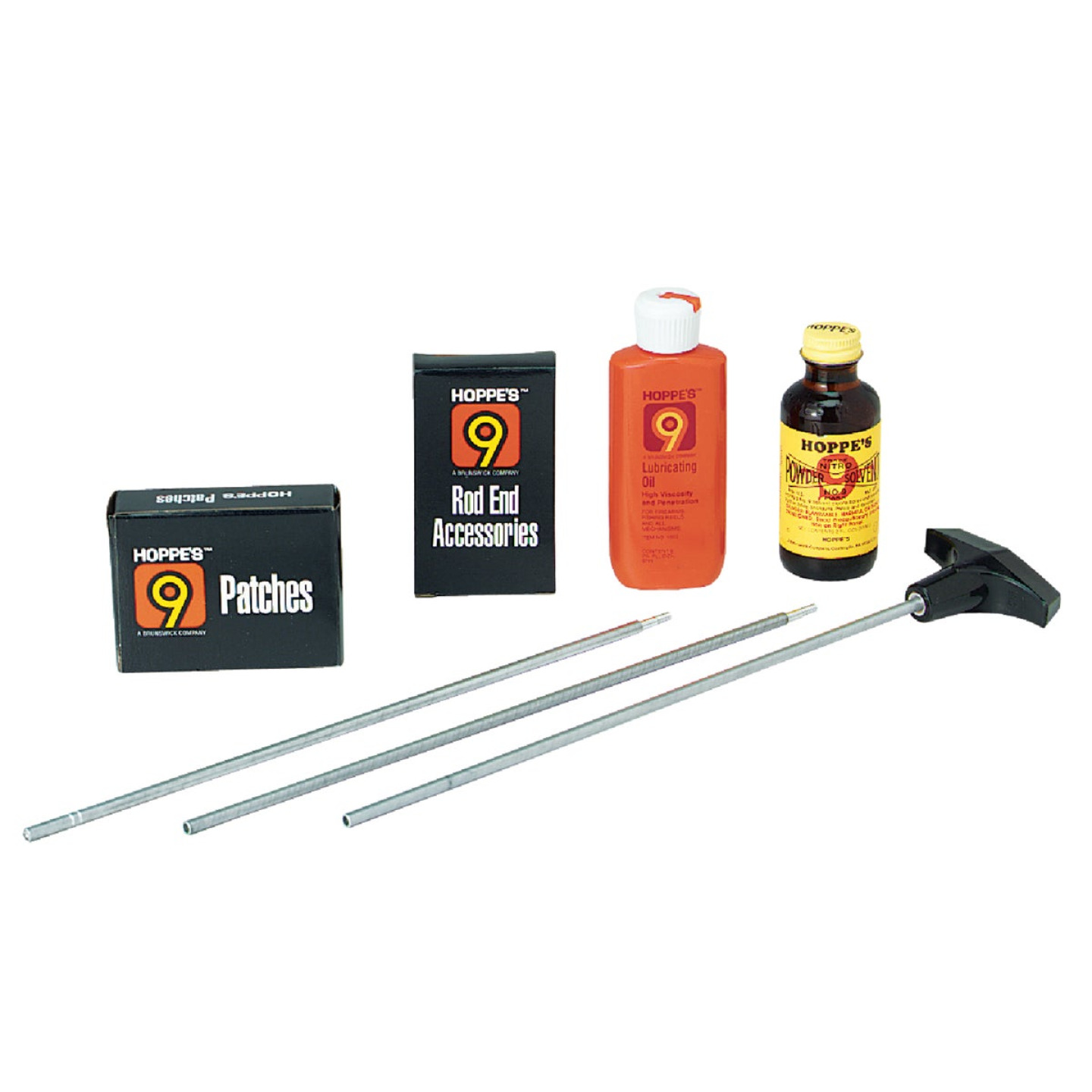 Hoppes Universal Rifle or Shotgun Cleaning Kit Image 1