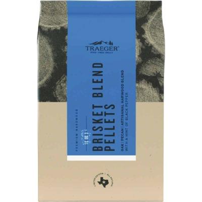 Traeger 18 Lb. Brisket Blend Wood Pellet