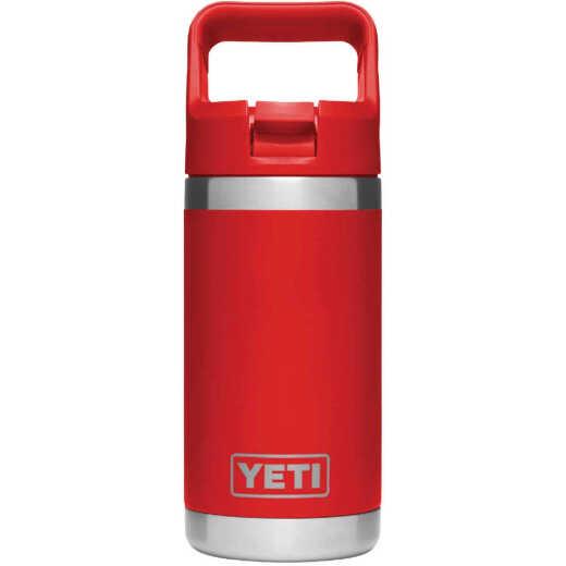 Yeti Rambler Jr 12 Oz. Canyon Red Stainless Steel Insulated Tumbler