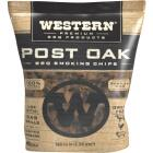 Western 2 Lb. Oak Wood Smoking Chips Image 1