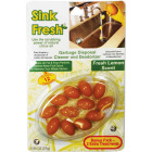 Sink Fresh Garbage Disposer Cleaner & Deodorizer (12-Pack) Image 1